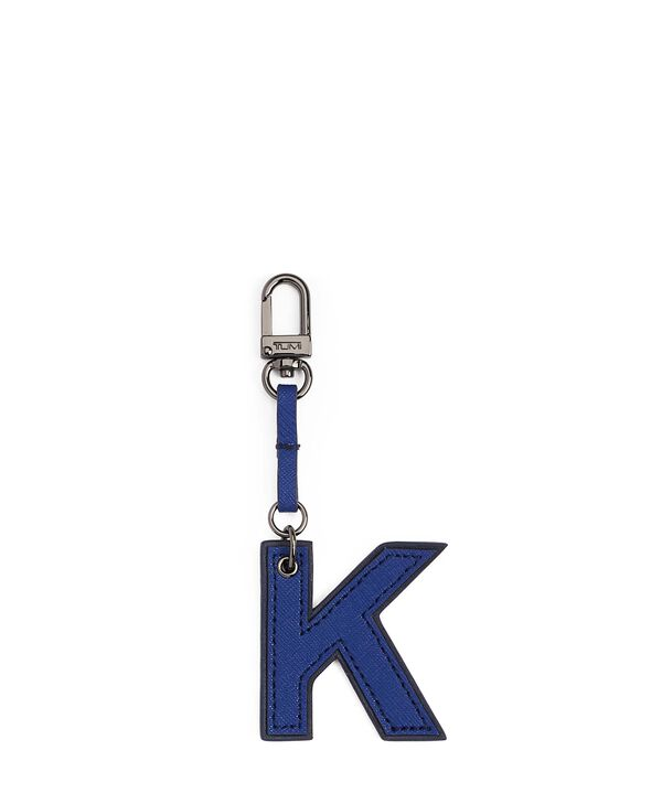 Tumi Womens Accents Letter Charm - K