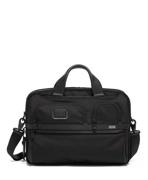 Alpha 3 TUMI T-Pass® Medium Screen Laptop Slim Brief