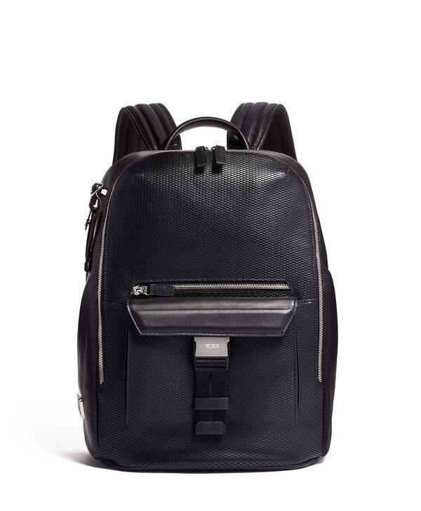 Ashton Doyle Backpack Leather