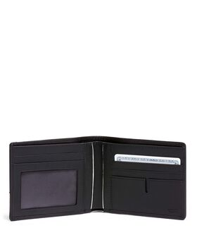 Global Double Billfold Alpha