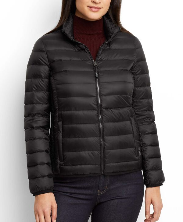 TUMIPAX Outerwear Women's - Clairmont Packable Travel Puffer Jacket M