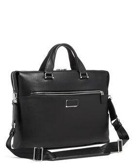Halls Slim Brief Leather Ashton